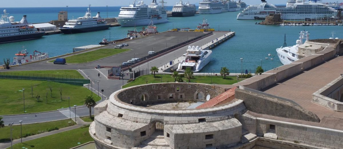 Porti di Roma / Port Utilities