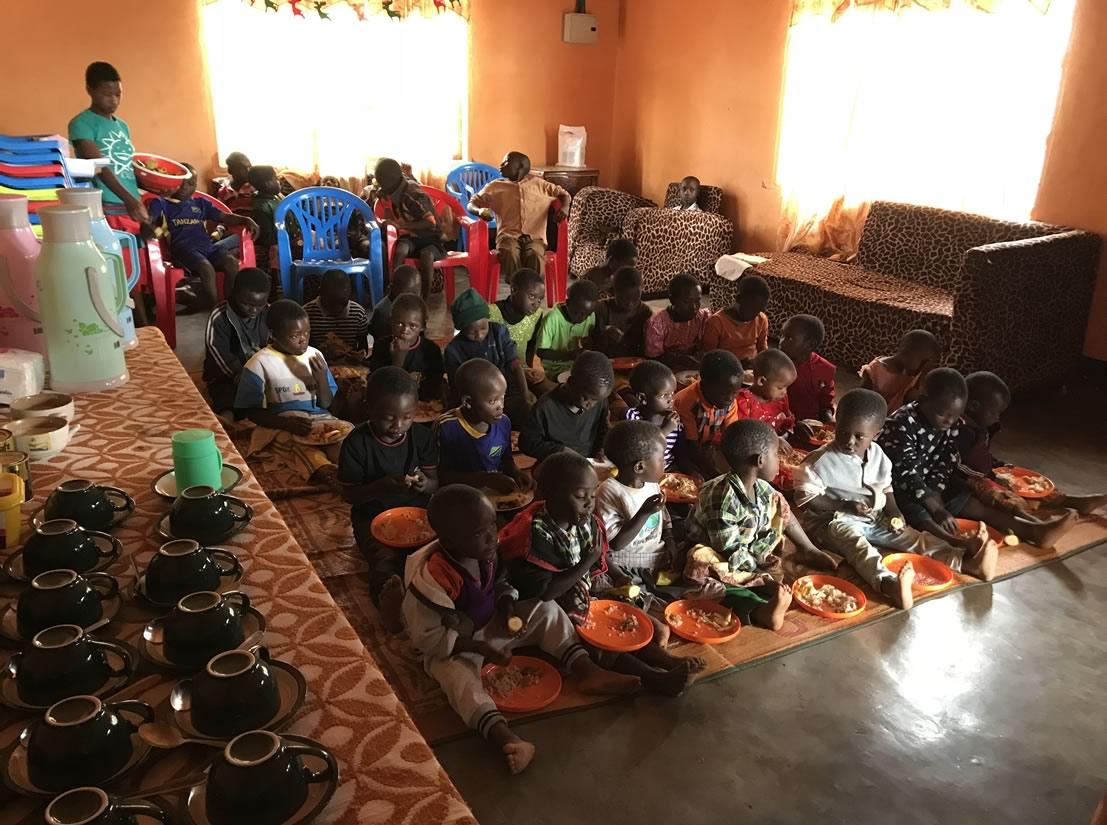 Villaggio di Kisinga in Tanzania - VeV Children's Home