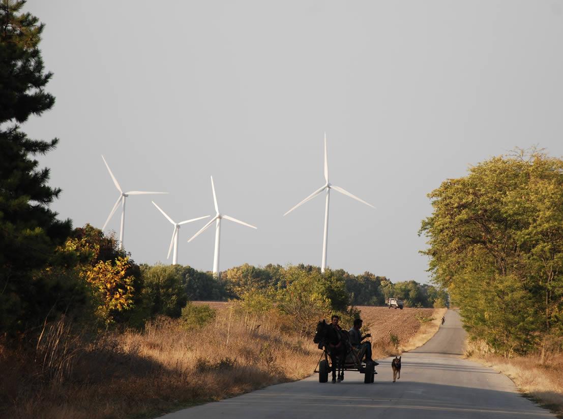 Climate Action - Studio Santi ha lavorato a progetti di energie rinnovabili elettriche